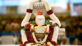 Lord Shiva Abhishekam